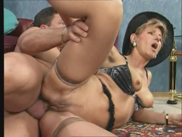 Порно секси бабка