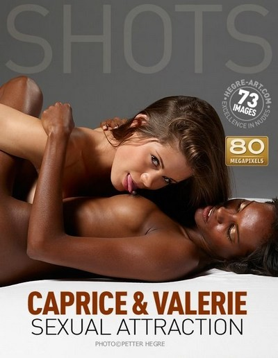 HEGRE-ART - Caprice & Valerie - Sexual Attraction