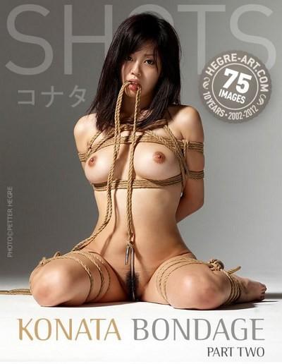 HEGRE-ART - Konata - Bondage Part Two